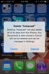 So long, Instacast