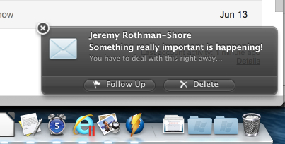 Couldn't Microsoft have used the built-in notification system?