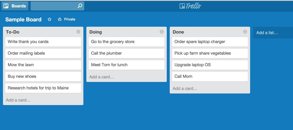 Trello – My secret to keeping myself organized   Jeremy